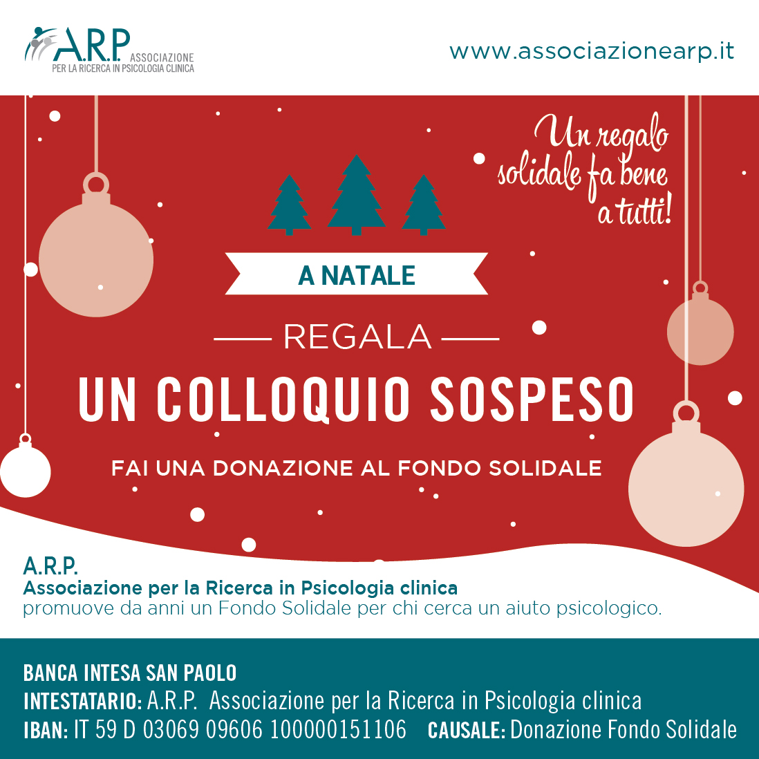 NATALE SOLIDALE 2020